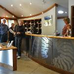 Cellar door tasting room