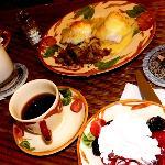 Breakfast is superb!