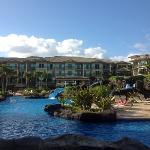 waipouli lagoon pool