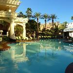Serene Pool Area at the Four Seasons