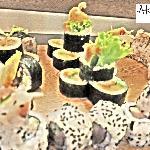 The Best Sushi art in Santa Marta