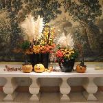 lobby floral arrangements