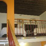 camas del segundo piso