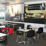 Oscars on Sydney Cafe & Bar shortly after cosmetic refurbishment 2011