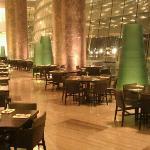 dining room at Cafe Vettro