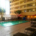 Indoor swim pool