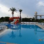 Main outside pool