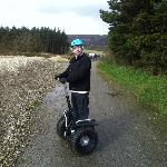 My First Segway Outing - with Segway Isle of Man.