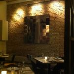 back dining room at prosopa