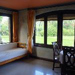 salon de la chambre Tirtagangga