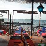 terrazzino sul mare