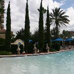 Pools were amazing