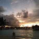 Sundowner @ ROBINSON Club Maldives