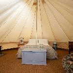 Killarney Luxury Bell Tent