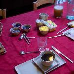 Start your day the delRue breakfast way