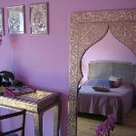 Bambou Lodge / Chambre Indienne