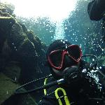 Diving the Silfra
