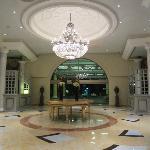 Main lobby entrance