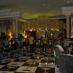 Lobby bar - great music every evening