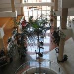 general reception area