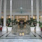 Premier's lobby