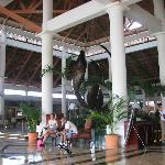 Gran Bahia main lobby