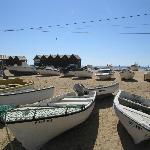 Fishing boats, Armacao de Pera
