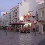 The best ice-cream in Portugal :o) Armacao de Pera