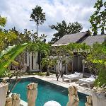 hidden haven - white villa