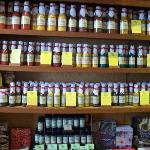 Hot Sauces; So many to choose from
