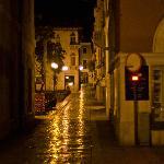 Strasse zur Altstadt