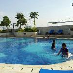 Swimming Pool...