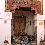 Sala principale del Riad