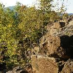 Garnet mine