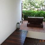 Room 406 deck