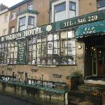 Valron Hotel front view by Day