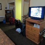 TV & dresser