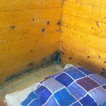 Schimmel in der Hütte