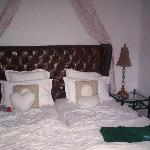 Le grand lit de la chambre De Geer