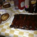 The beef ribs!