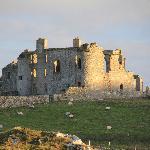 Bunowen Castle