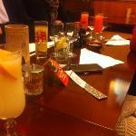 cocktail japonais et aperitifs maison