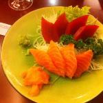 quelques sashimis