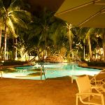 Pool Area, The Inn at Key West