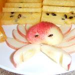 國晏級以上的水果盤