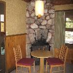 Bryce cabin fire