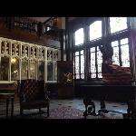 Columbia Club Lobby