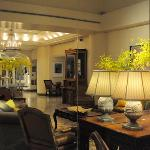 Thw Taj lobby