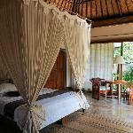 bedroom villa pucuk