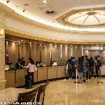 Grandview Hotel Lobby Reception area